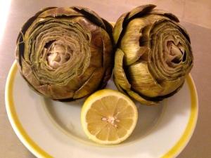 :O artichoke style